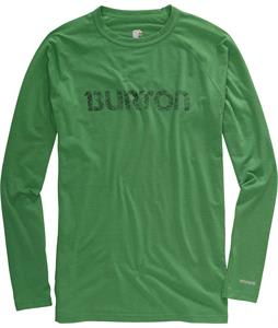 Burton Midweight Crew Baselayer Top Astro Turf