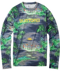 Burton Midweight Crew Baselayer Top North Shore