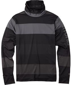 Burton Midweight Long Neck Baselayer Top 50 Shades Of Stripe