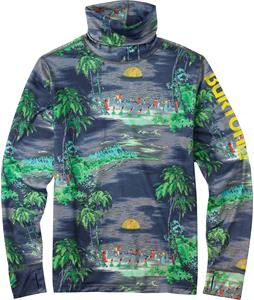 Burton Midweight Long Neck Baselayer Top North Shore