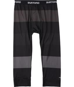 Burton Midweight Shant Baselayer Pants 50 Shades Of Stripe