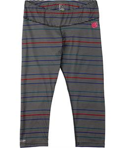 Burton Midweight Capri Baselayer Pants Barcode Rabbit