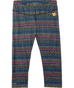 Burton Midweight Capri Baselayer Pants Fun Fair