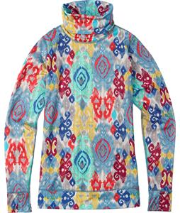 Burton Midweight Long Neck Baselayer Top Kasbah