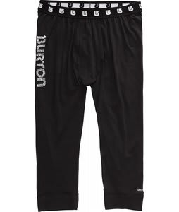 Burton Midweight Shant First Layer Pants True Black