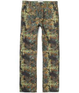 Burton Military Chino Pants Camo