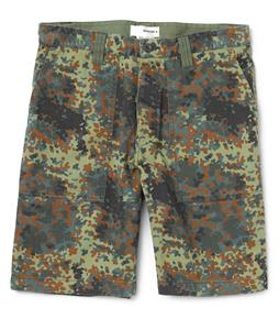 Burton Military Chino Shorts Camo