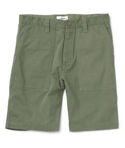 Burton Military Chino Shorts Olive