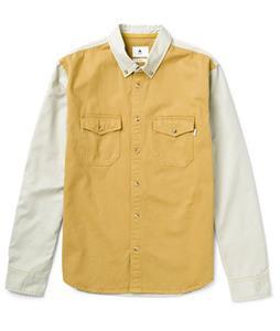 Burton Milles L/S Shirt Haze/Paper Bag