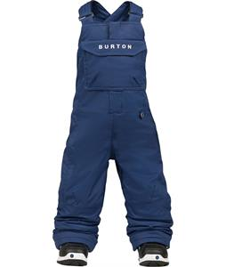 Burton Minishred Cyclops Bib Snowboard Pants Atlantic