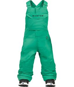 Burton Minishred Cyclops Bib Snowboard Pants Turf
