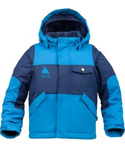 Burton Minishred Fray Snowboard Jacket Atlantic/Blue-Ray