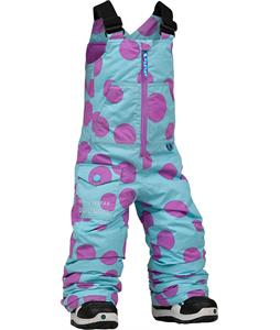Burton Minishred Maven Bib Snowboard Pants Pixar Sulley Print