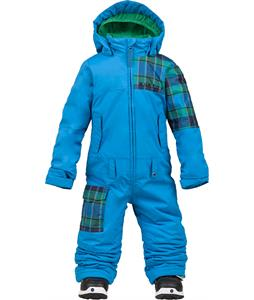 Burton Minishred Striker Onepiece Blue-Ray
