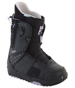 Burton Mint Snowboard Boots Black