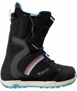 Burton Mint Snowboard Boots Black/Multi