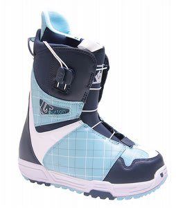 Burton Mint Snowboard Boots Classic Blue