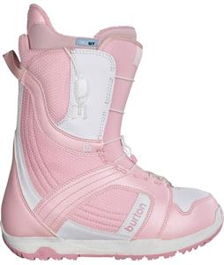 Burton Mint Snowboard Boots Blush/White