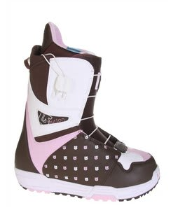 Burton Mint Snowboard Boots Brown
