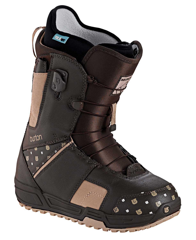 Burton Mint Snowboard Boots Brown Womens