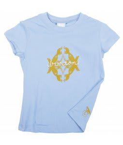 Burton Mirror Feb T-Shirt Baby Blue