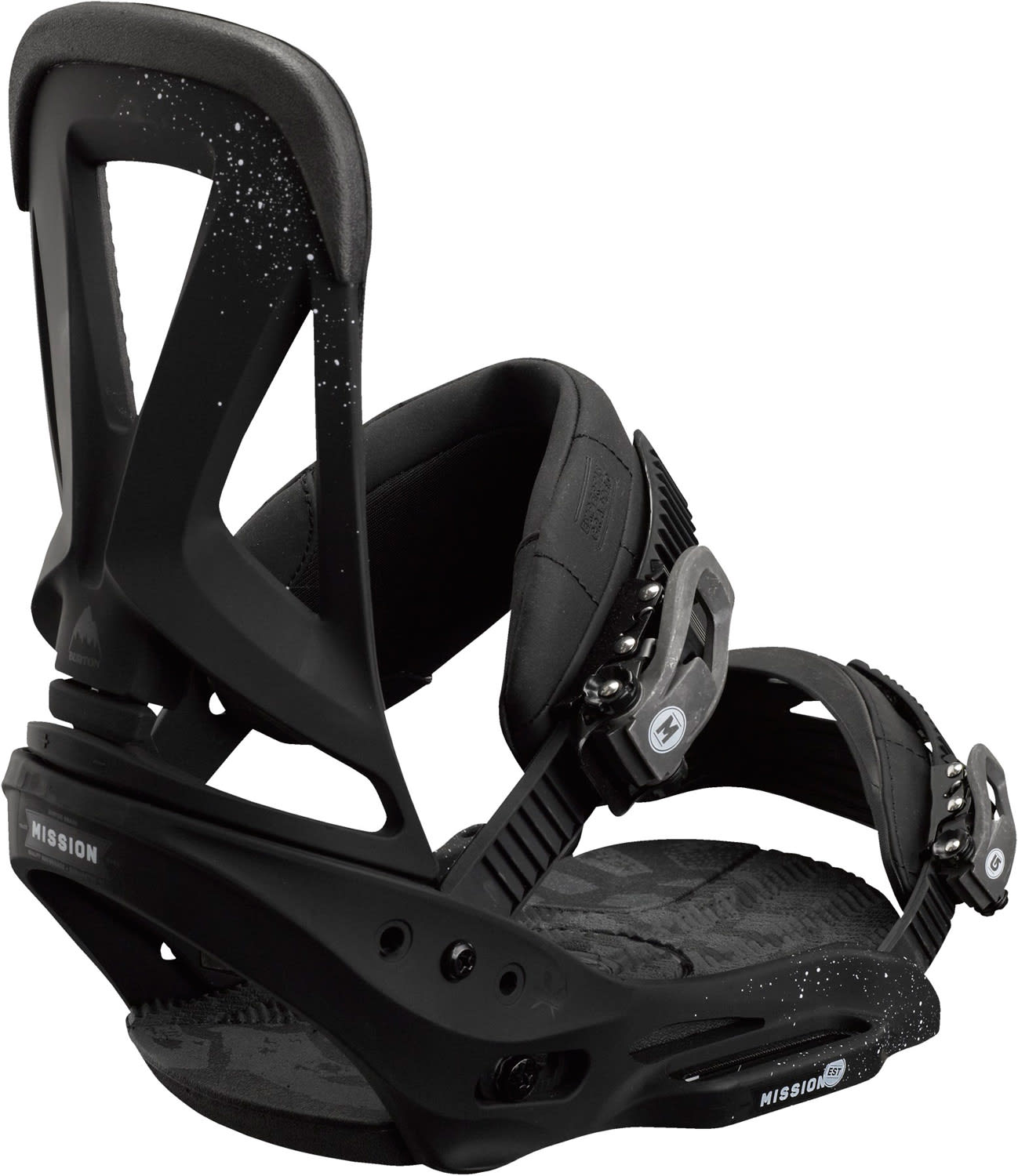 On Sale Burton Mission EST Snowboard Bindings Up To 60% Off