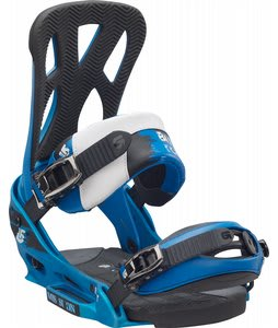 Burton Mission EST Snowboard Bindings Cobalt