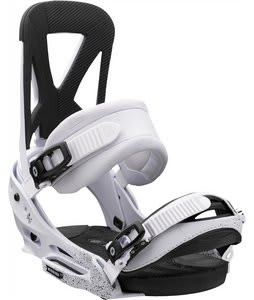 Burton Mission EST Snowboard Bindings Talcum