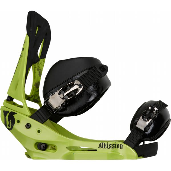Burton Mission EST Cant Snowboard Bindings