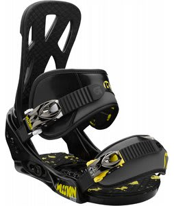 Burton Mission Smalls Snowboard Bindings Small