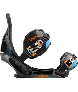 Burton Mission Smalls EST Snowboard Bindings