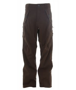 Burton Mark 13 Ranger Snowboard Pants Roasted Brown