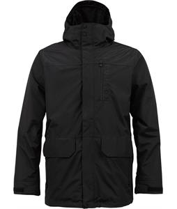 Burton Mob System Snowboard Jacket True Black