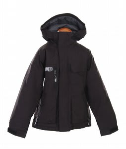 Burton Modem Snowboard Jacket True Black
