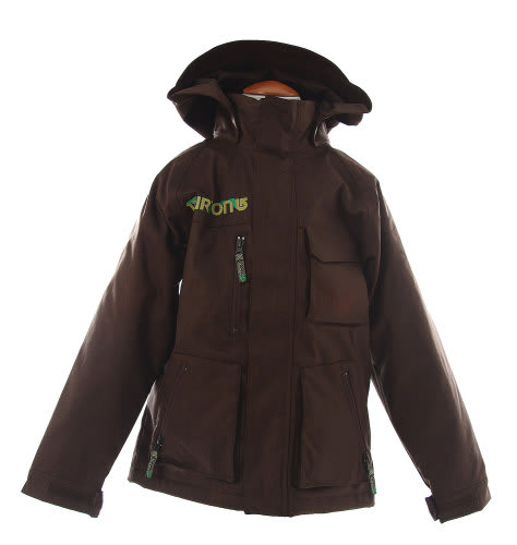 Burton Modem Snowboard Jacket Mocha