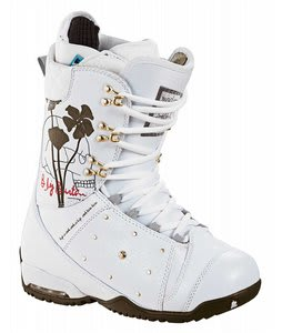 Burton Modern Snowboard Boots White/Gold