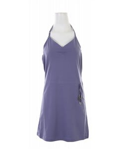 Burton Modern Love Halter Dress Dusk