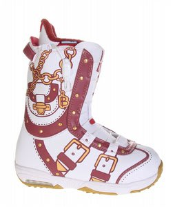 Burton Modern Snowboard Boots White