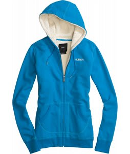 Burton Monarch Custom Fullzip Hoodie Blue-Ray
