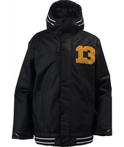 Burton Mongrel Snowboard Jacket True Black