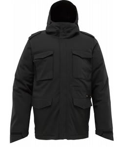 Burton Moscow Softshell Snowboard Jacket True Black