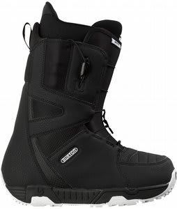 Burton Moto Snowboard Boots Black/White