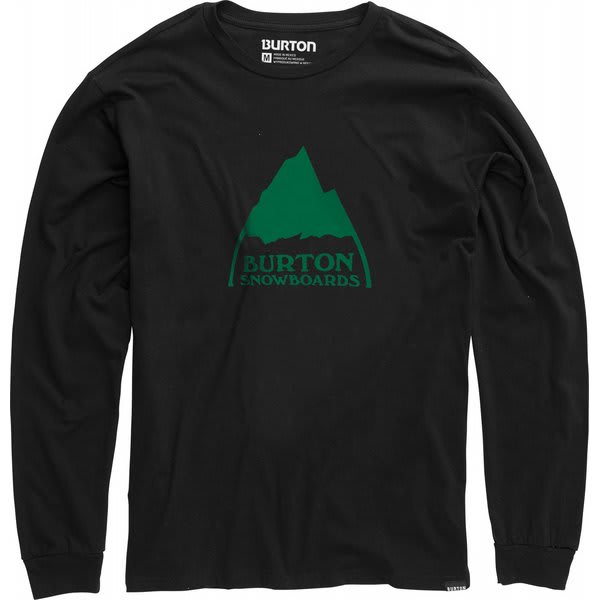Burton Mountain Logo L/S T-Shirt