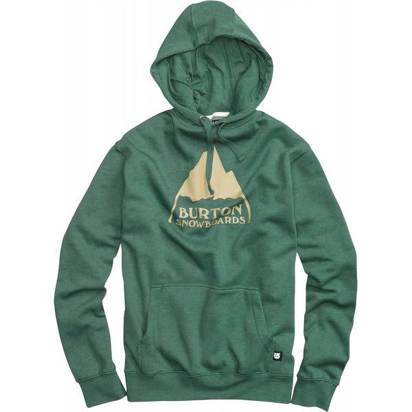 Burton Mountain Logo Pullover Hoodie