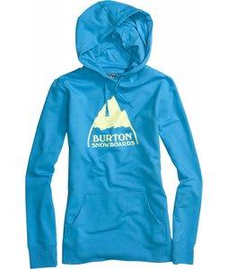 Burton Mountain Logo Basic Pullover Hoodie
