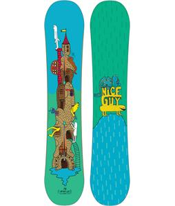 Burton Mr. Nice Guy Blem Snowboard 150