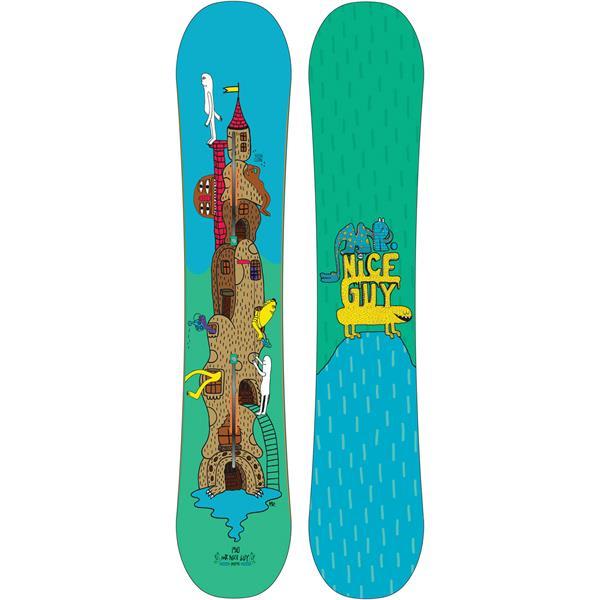 Burton Mr. Nice Guy Blem Snowboard