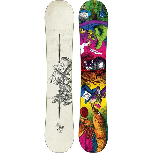 On Sale Burton Mr. Nice Guy Restricted Snowboard up to 60% off