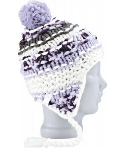 Burton Nana Earflap Beanie Amethyst
