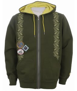 Burton Noname Hoodie Chive